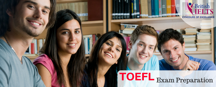 TOEFL coaching chandigarh